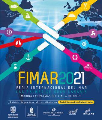 FIMAR 2021, Feria Internacional del Mar.