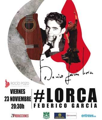 Lorca, Federico García