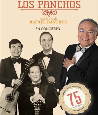 """UNA LEYENDA LLAMADA """"LOS PANCHOS"""" - 75 ANIVERSARIO"""