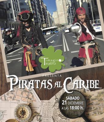 PIRATAS AL CARIBE - TIMAGINAS TEATRO