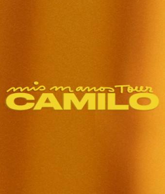 """CAMILO. GIRA """"MIS MANOS"""" TOUR"""