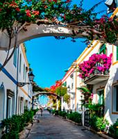 The Venice of Gran Canaria La Venecia de Gran Canaria: Mogán, Amadores y Mirador de las Dunas
