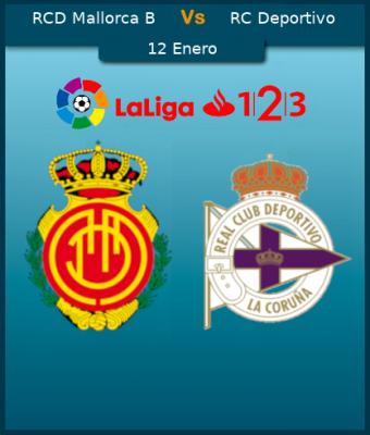 RCD Mallorca VS RC Deportivo