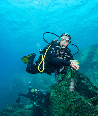 Buceo y Snorkel TNF