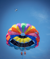 Parasailing Fly Experience