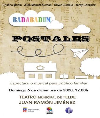 POSTALES, BADABADUM