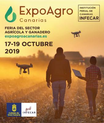 EXPOAGRO CANARIAS, Feria para el Sector Agrícola y Ganadero
