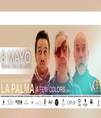 A  Few Colors MicroTour 2021 La Palma