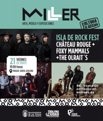 ISLA DE ROCK FEST