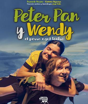 PETER PAN Y WENDY de El Perro Azul Teatro