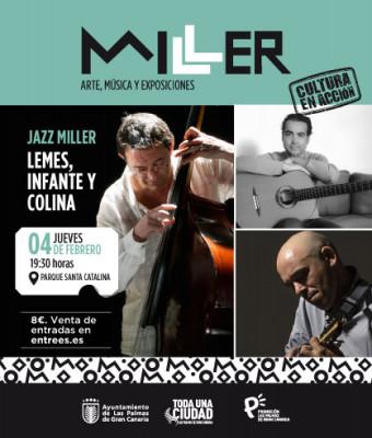 JAZZ MILLER LEMES, INFANTE Y COLINA