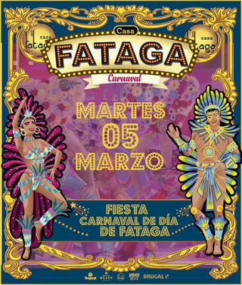Casa Fataga - Concierto y Carnaval de día Fataga