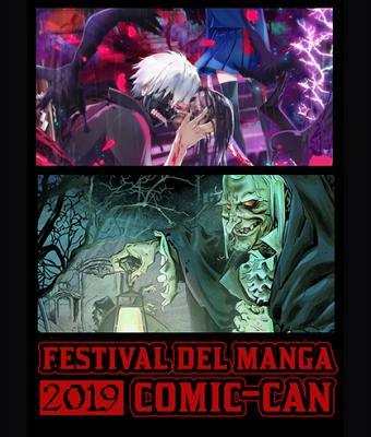 Festival del manga - Comic-can Gran Canaria