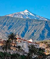 Tenerife clásica desde Gran Canaria