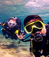 Buceo y snorkel en Gran Canaria