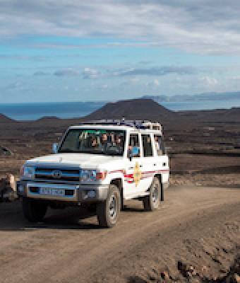 4x4 Safari norte - Cotillo