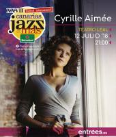 Cyrille Aimée - Festival Internacional Canarias Jazz & Más Heineken