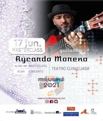 RYCARDO MORENO - GUITARRISTA
