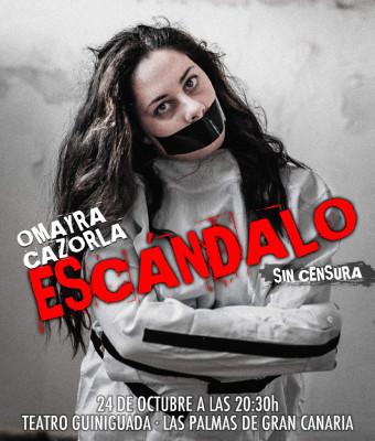 OMAYRA CAZORLA- ESCANDALO