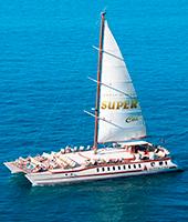 Viaje en barco Supercat