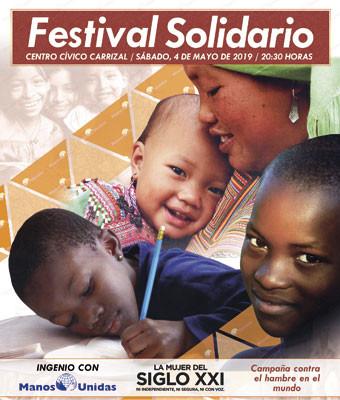 """Festival Solidario """"Ingenio con Manos Unidas"""" 2019"""