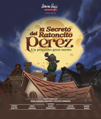 """""""El secreto del ratoncito Pérez"""""""