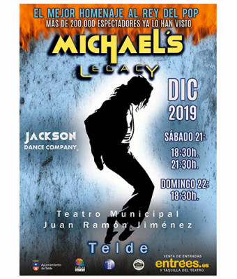 MICHAEL'S LEGACY NEW SHOW