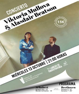 Concierto Viktoria Mullova & Alasdair Beatson