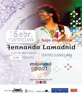 FERNANDO LAMADRID- BAJO ELÉCTRICO
