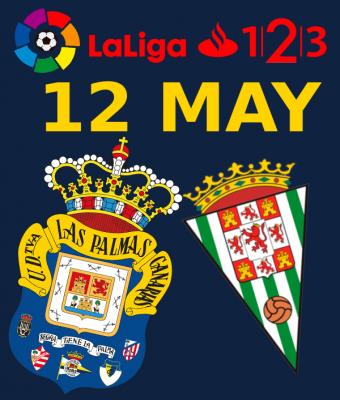 LaLiga 123 - UD Las Palmas VS Rayo Majadahonda