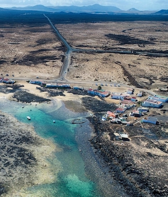 Inside Fuerteventura norte