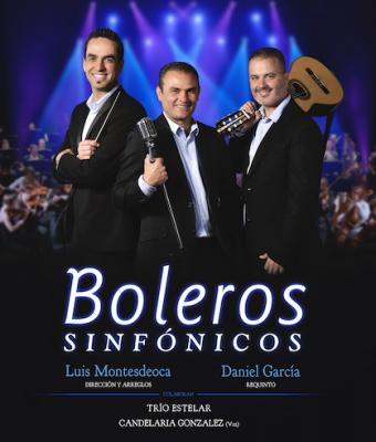 BOLEROS SINFÓNICOS