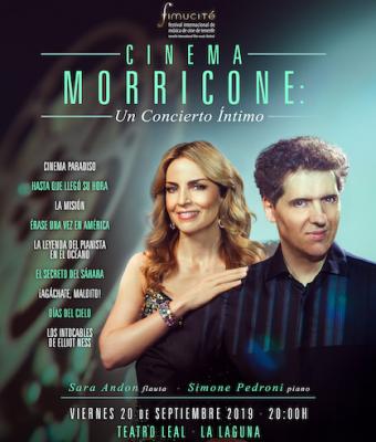 FIMUCITÉ 13 - CINEMA MORRICONE