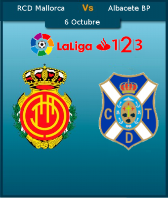 RCD Mallorca VS CD Tenerife