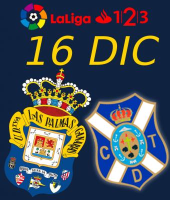 LaLiga 123 - UD Las Palmas VS CD Tenerife