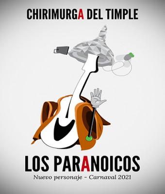 Los Paranoicos, Chirimurga del Timple