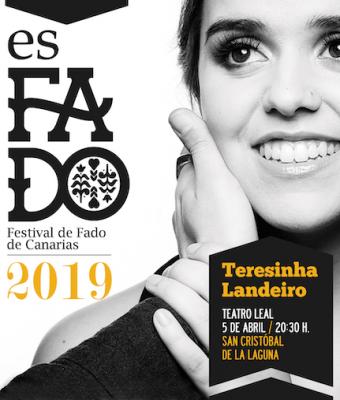 TERESINHA LANDEIRO - ES FADO 2019