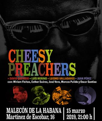 CHEESY PREACHERS
