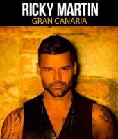 RICKY MARTIN GRAN CANARIA