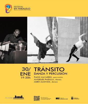 TRÁNSITO - DANZA Y PERCUSIÓN