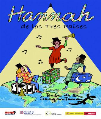 HANNAH DE LOS TRES PAÍSES