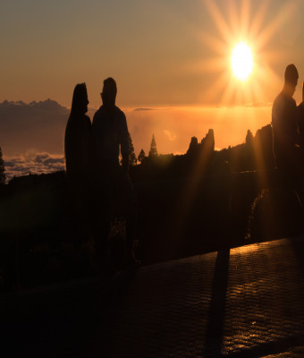 Tenerife Travel - Stargazing