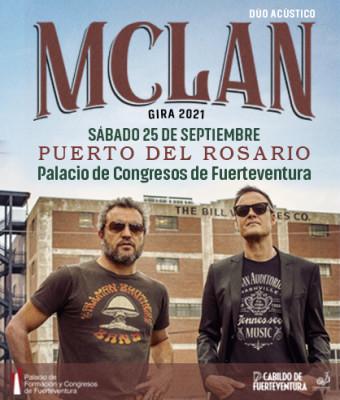 M-CLAN EN CONCIERTO