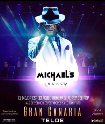 Michael's Legacy. El mejor homenaje al Rey del Pop