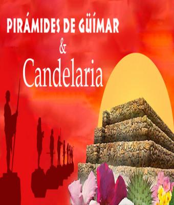 Pirámides & Candelaria 1-2 Día