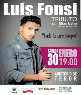 """""""Nada es para siempre"""". Tributo a Luis Fonsi."""