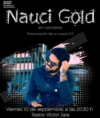 NAUCI GOLD EN CONCIERTO