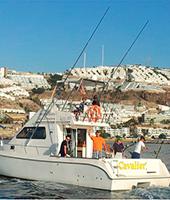 Pesca deportiva con Cavalier