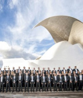 Orquesta sinfónica de Tenerife