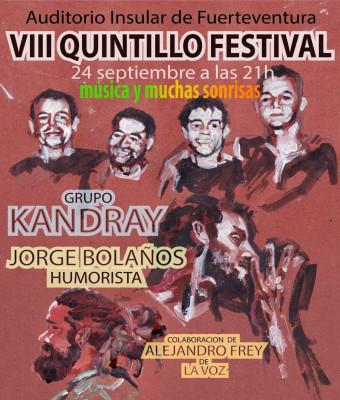 """QUINTILLO FESTIVAL """"RISAS Y MUSICA"""""""